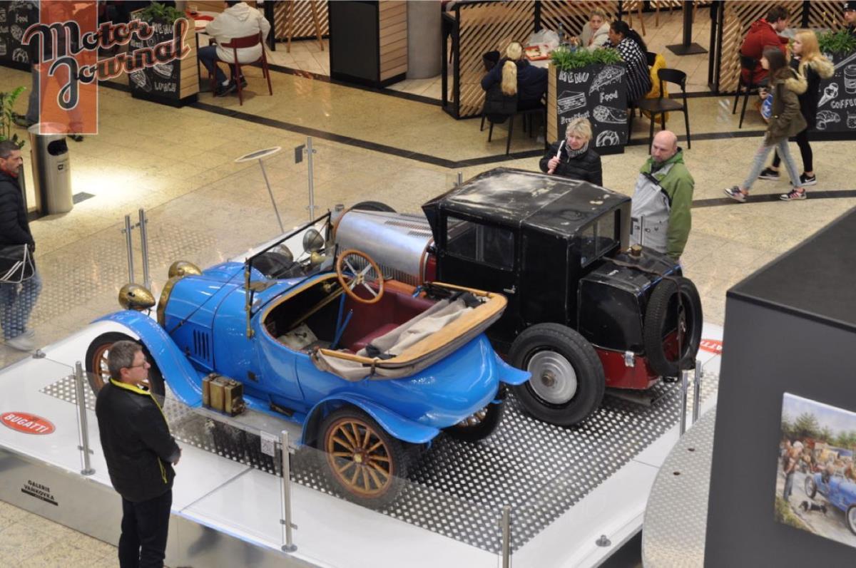 Bugatti slaví 110 let v brněnské Galerii Vaňkovka e6d02a4c64